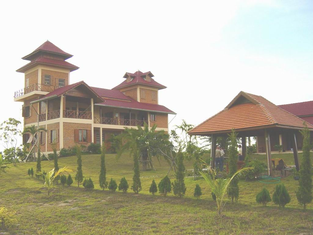 Yves House at Ban Thi Airpark (Chiang Mai)