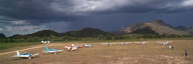 River Kwai Fly-In 2000
