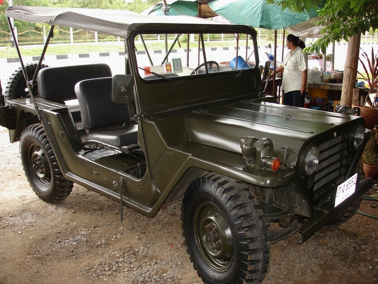 Military Jeep For Sale >> Thai Jeep Classic Military Jeeps In Thailand Www