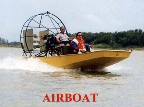Swamp boat motor all boats for How to build an airboat motor